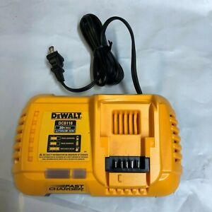 DeWalt DCB118 Fast Charger 12/20 volt max Brand New