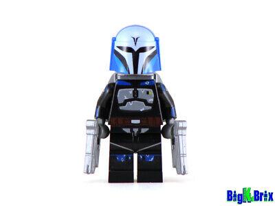 Bo Katan Custom Printed On Lego Minifigure Star Wars Merc Hunter Ebay