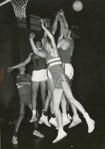Antibes Match Print Le Puc De Et Vintage Tirage Argentique Basket Entre Silver uJTF35Kl1c