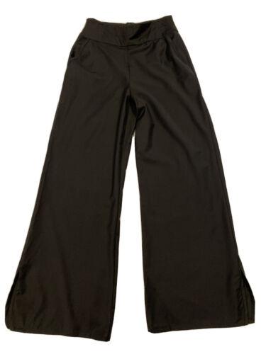 Nicole Miller Artelier Black Wide Leg Pant Size 6