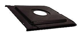 Genuine OEM 316011401 316011401 Frigidaire Pan Square Black