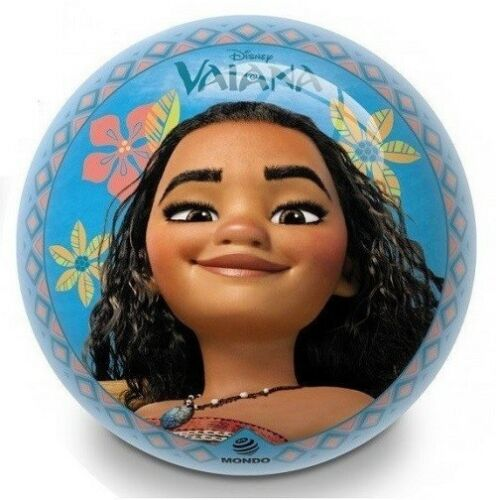 Blau Ball VAIANA Disney 14cm Mondo CE neu einzeln