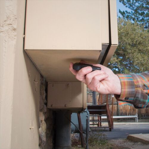 Nite Ize HideOut Magnetic Key Box Hide-A-Key Waterproof Storage w// Strong Magnet