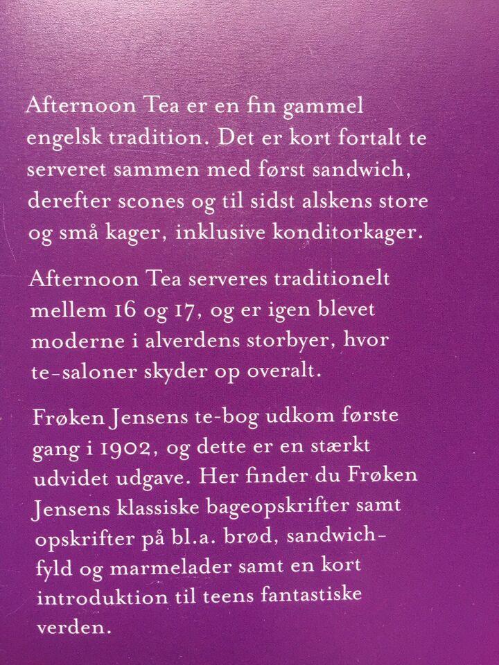 Frøken Jensens AFTERNOON TEA - 95 s, Ole Knudsen (rev. &