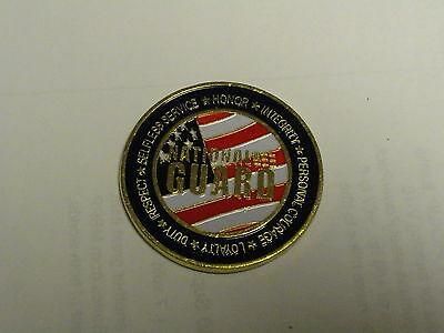 """NEW National Guard /""""My Commitment Challenge Our Pledge/"""" Coin /& Booklet   NEW!"""