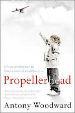 Good, Propellerhead, Woodward, Antony, Book