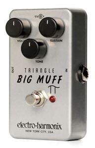 Electro-Harmonix-Triangolo-Big-Muff-Pi-Fuzz-Pedale