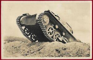 German WW 2 Third Reich postcard Feldpost cover  WEHRMACHT TANKS