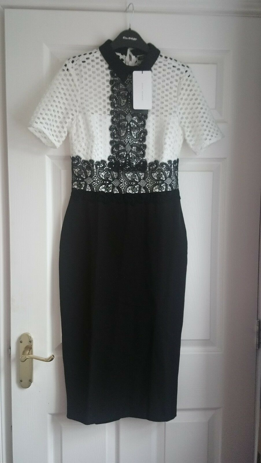 Zara Guipure Lace Dress SOLD OUT Very Rare Size XS