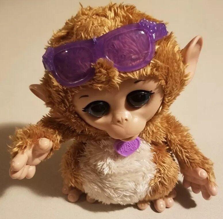 Furreal Freunde Meiner Albern Affe Baby Schmiegt F Haustier R