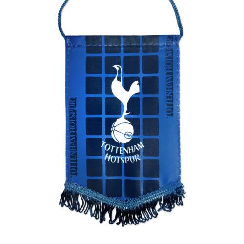 Accessoire de voiture Tottenham Hotspur FC officiel Fanion bleu roi