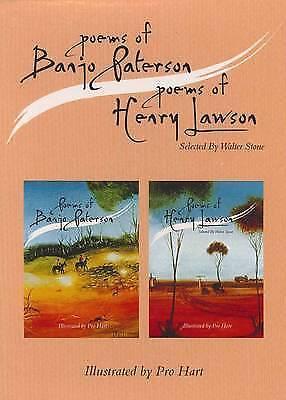 1 of 1 - Poems Of Banjo Patterson + Henry Lawson ' Patterson Banjo + Lawson Henry