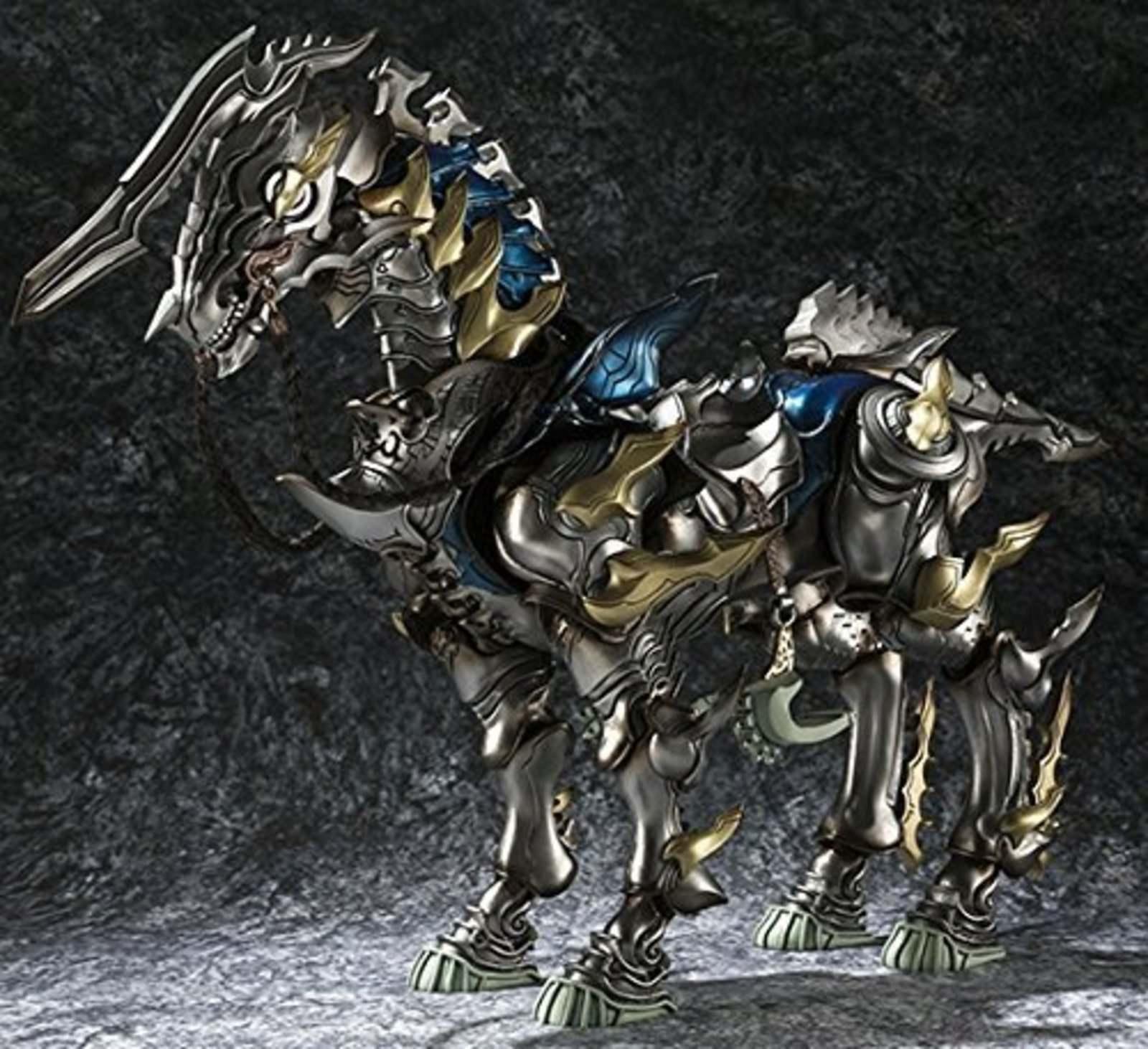 Makai Kadou Garo Mado Cavallo Ginga Actionfigure Bandai Tamashii Nazioni F S