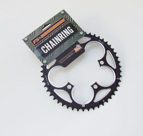 9//10 Vitesse FS matériel vélo de route alliage Chainring 50 T 110 mm