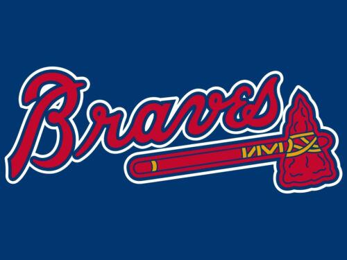 Atlanta Braves/' Baseball Poster Paper 24x36