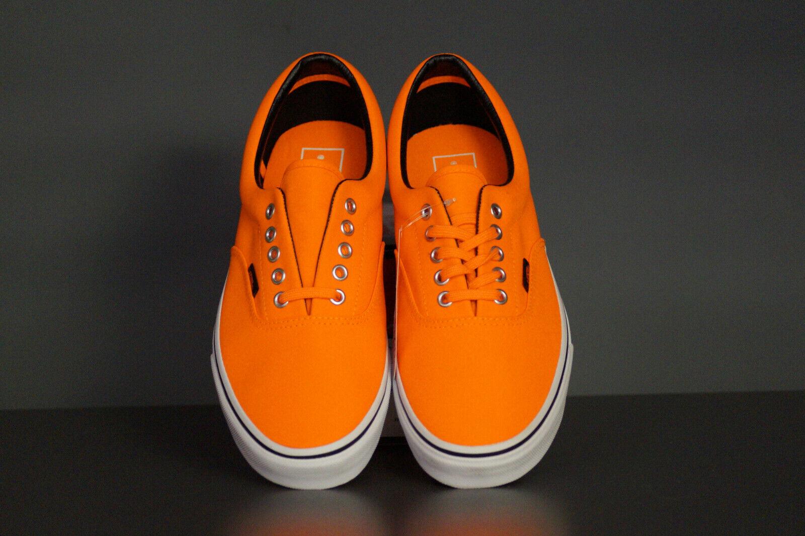 VANS ERA neon neon neon Orange unisex EU 44 UK 9.5 Classic  VN0VHQA07  | Wunderbar  c59598