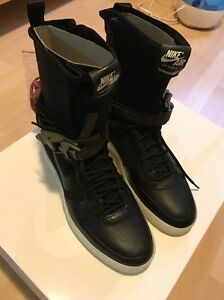 separation shoes 1e751 09851 Details about Nike Acronym AF1 Air Force I 1 Size 7 Downtown SP Crimson Hi  High Nikelab