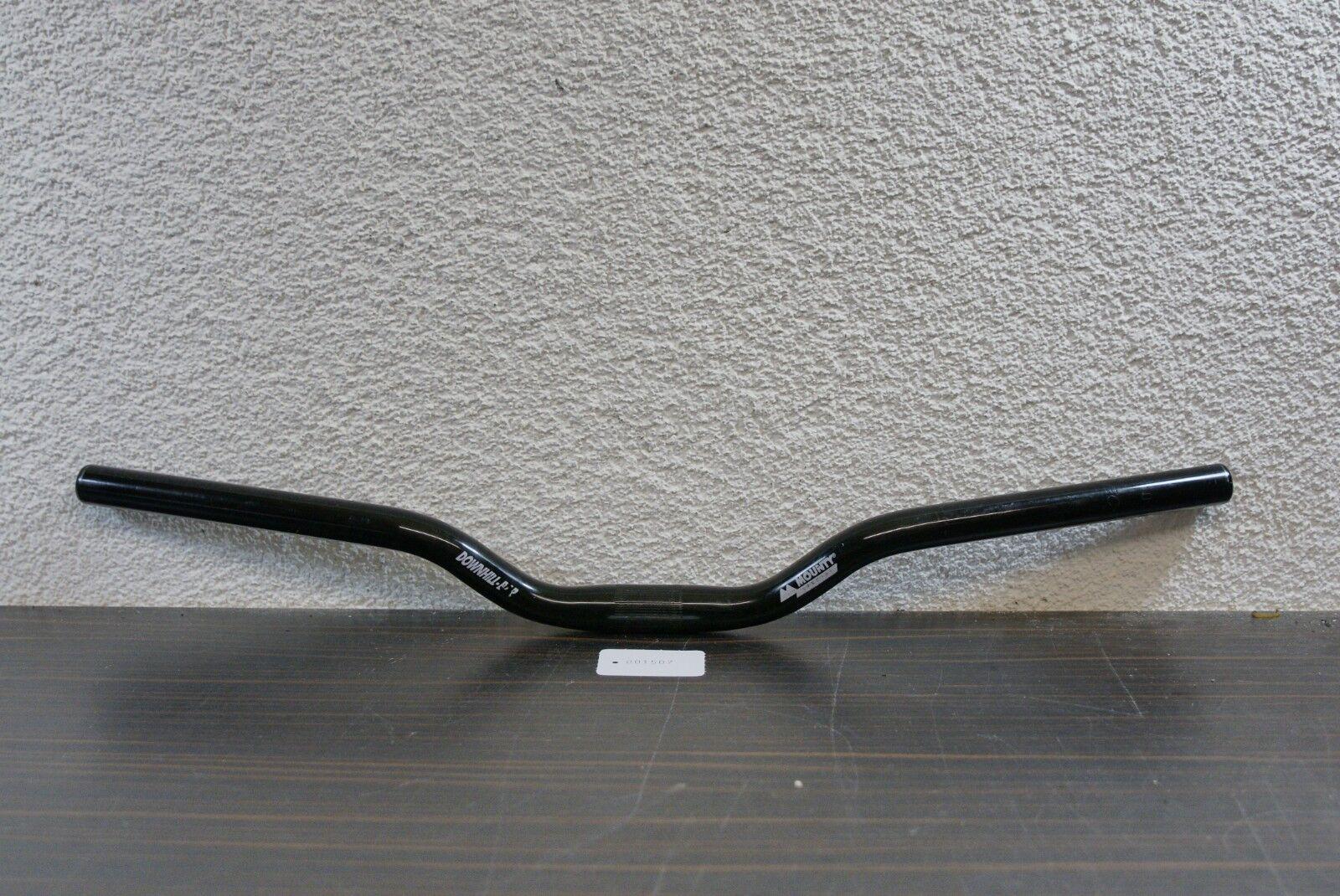 Mounty Special Downhill Bar Lenke Riser 25,4mm Lenkerkl. 610mm Breite Kult Retro