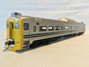 Rapido Trains - Budd RDC - VIA Canadian National - 6117 - DCC Sound 16506