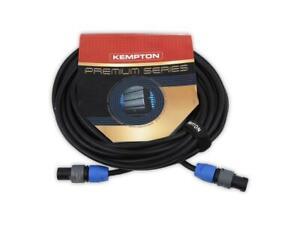 Kempton 10m (2 Pole) Speakon - (2 Pole) Speakon Speaker Cable