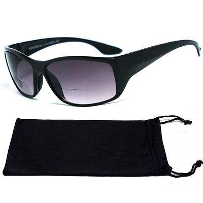 Bifocal Vision Reading Sunglasses Bk RG01 - 1.00,1.25,1.75, 2.00 2.25, 2.50,2.75
