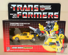 Transformers Reissue G1『SUNSTREAKER』MISB