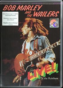 BOB-MARLEY-AND-THE-WAILERS-Live-At-The-Rainbow-MALAYSIA-DVD-RARE-NEW-FREE-SHIP