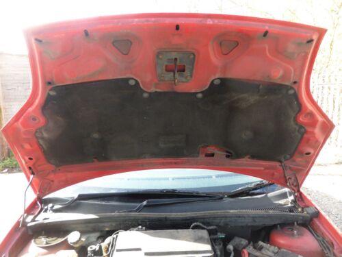 ,. BREAKING RED FIESTA MK6 5 DOOR TDCI DIESEL FACELIFT COLORADO