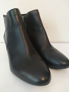 CLARKS-Artisan-leather-Ankle-Boots-Size-UK-7-5-Winter-Formal-Smart