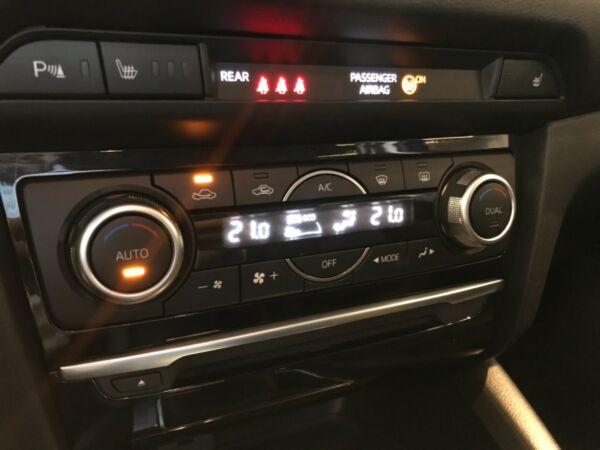 Mazda 6 2,0 SkyActiv-G 165 Vision stc. billede 8