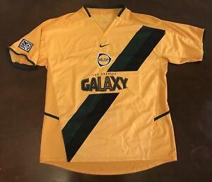 515d90dea Image is loading Rare-Vintage-Nike-MLS-LA-Galaxy-Futbol-Soccer-
