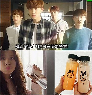 EXO Water Cup Chan Yeol Cups My Neighbor's Name Is EXO My Bottle Mug