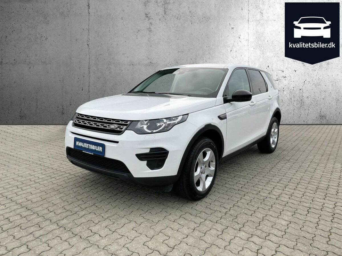 Land Rover Discovery Sport 2,0 TD4 150 S 5d