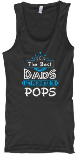 Les meilleurs Pères être promus Pop-To Male Tank Top