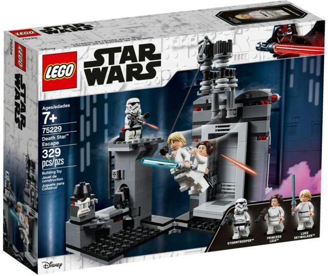 LEGO 75229 Star Wars Death Star Escape - BRAND NEW SEALED