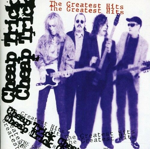 1 of 1 - Cheap Trick - Greatest Hits [New CD]