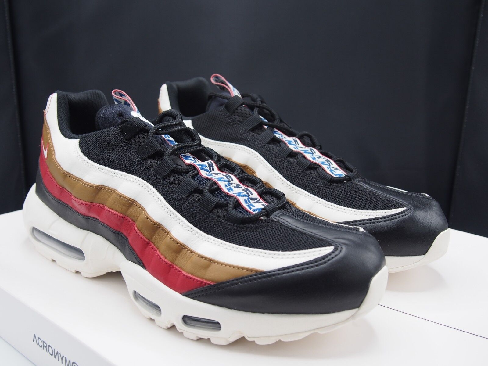 437e51f11e Nike Air Max 95 TT PRM Mens SNEAKERS Aj4077-002 13 for sale online ...