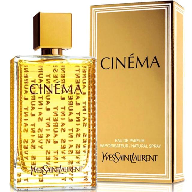 Yves Saint Laurent Cinema Fragrance for Women 90ml EDP Spray