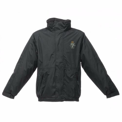 North Irish Horse Regiment Waterproof Regatta Jacket Fleece lined