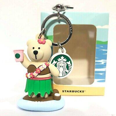 Starbucks bear Keychains