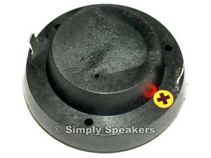 SS Audio Diaphragm 2-Pack for JBL Speaker Horn SR Series D-2416 MR8 Series 64314-02 2416H and Many Others Urei 2416H-1