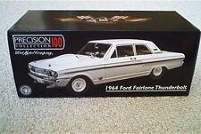 *RARE* Ertl Precision 100 - 1/18 1964 Ford Thunderbolt  *White*
