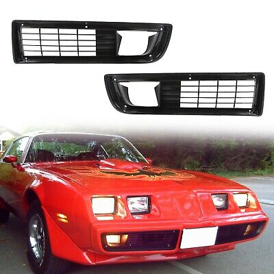 FIREBIRD FORMULA 1978 TRANS AM FRONT GRILL GRILLE RIGHT NEW