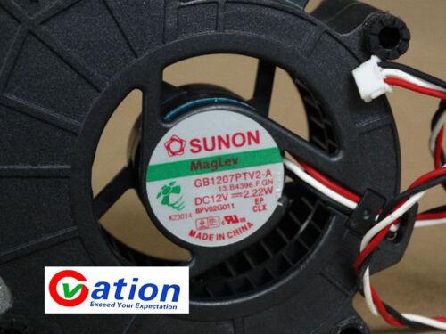 For SUNON GB1207PTV2-A 12V 2.22W FAN FOR OPTOMA PROJECTORS