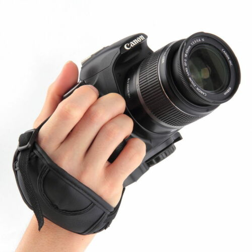 Correa De Mano Pulsera Para Canon G1x 7d 5d Mark Iii Ii Eos-1d X Sx60 Sx50 hs/_gbm