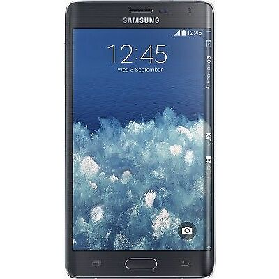 Samsung Galaxy Note Edge 32GB Black