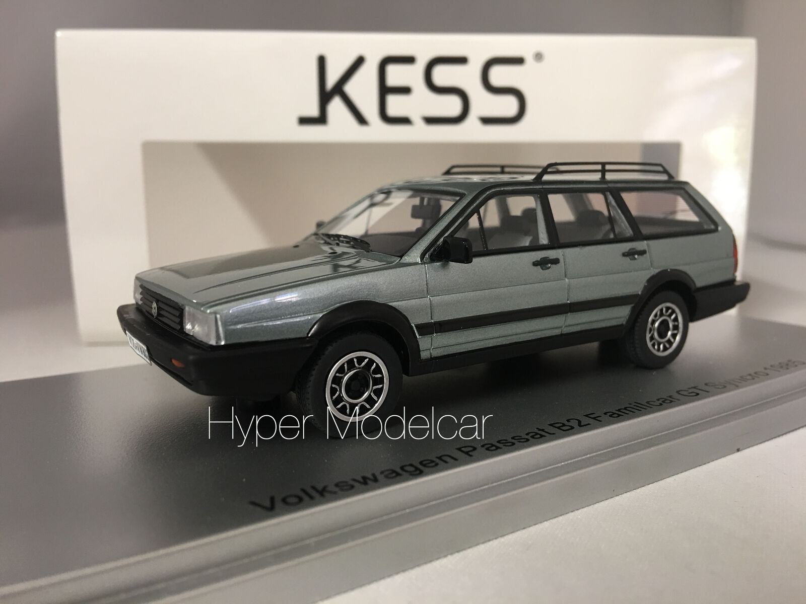 KESS 1 43 VOLKSWAGEN PASSAT B2 VARIANT 2.0I SYNCRO 1984 vert MET. KE43028002