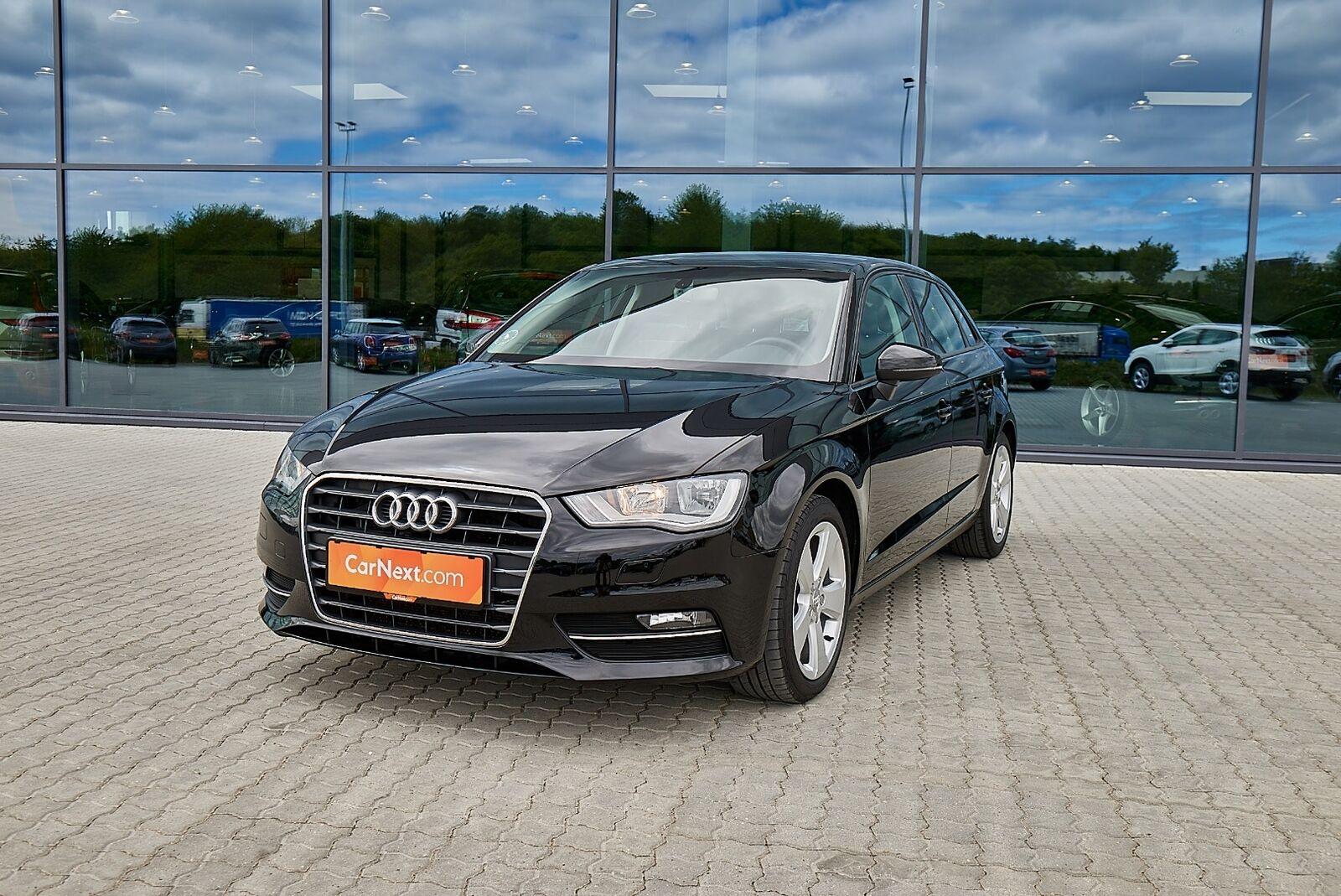 Audi A3 2,0 TDi 150 Ambition SB S-tr. 5d - 209.900 kr.