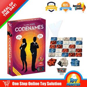 7 Innocent Bystander Cards Speelgoed en spellen NEW Codenames Replacement Game Parts