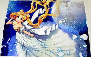 Sailor moon Anime Bettdeckenbezu<wbr/>g Bettwäsche Polyester Bettbezug 150x220cm